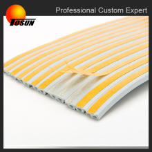 custom made/oem extruded double sides adhesive rubber tape