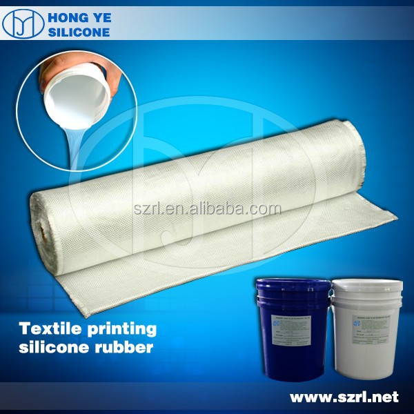Silicone ink for Screen Printing