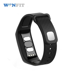 Wonfit Bluetooth Sport Fitness Bracelet Heart Rate Health Tracker smart heart rate bracelet