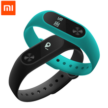 Original Xiaomi Mi Band 2 Real Time Heart Rate Monitor Smart Band