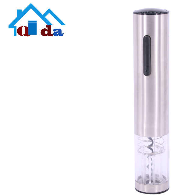 Factory price direct supply for wine pump battery powered electric bottle opener with charger