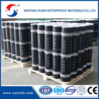4mm -25 SBS modified bitumen waterproofing rolls for roof