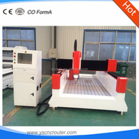 professional chinese cnc engraving marble on cnc router machine stone marble engraver cutter cnc router machine 1300*1800mm