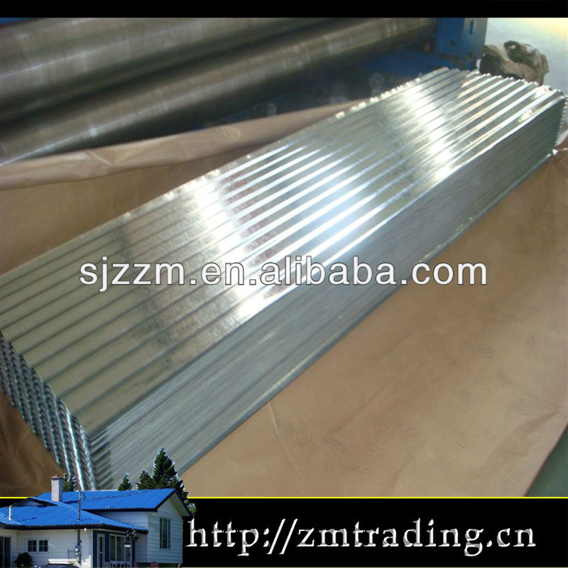 cheap metal roof sheet corrugated prepainted galvanized waterproof lightweight rain protection roofing sheet