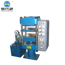 25T 50T rubber vulcanizer pvc pu machine for vulcanizing tires