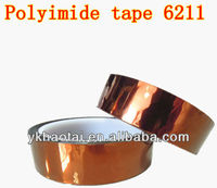 6211 heat resistant Polyimide tape for insulation