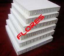 Fiberglass FRP honeycomb composite panel for floor and body of van truck
