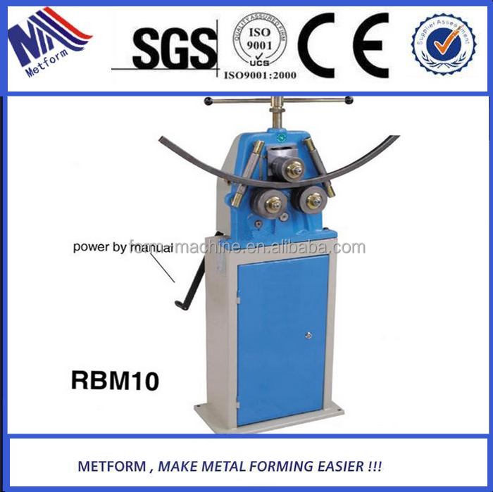 Steel Bar Manual Round Bending Machine/Manual Bar Round Bender RBM10
