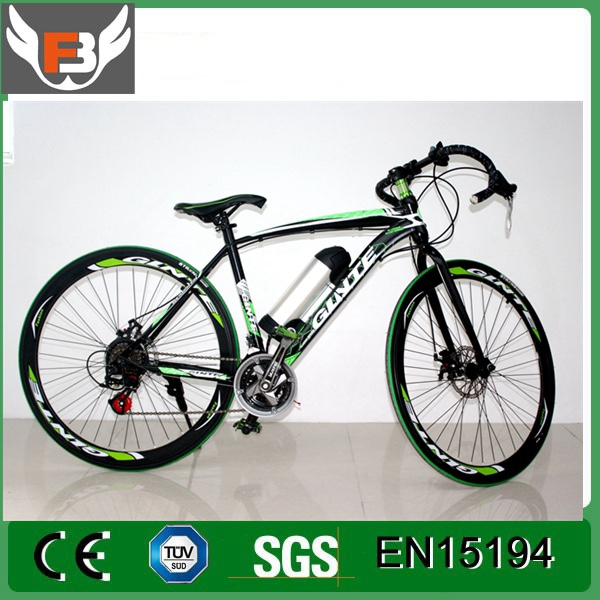 Racing bike high speed electric city bike with 21 speed gear