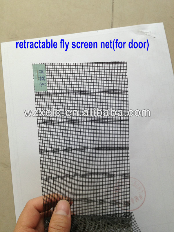 Roll Up Fly Screen
