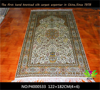 luxury hand made silk rug for home theater and hotel ballroom use modern banquet hall carpet