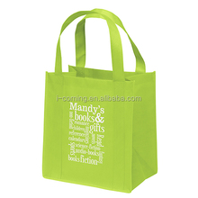 Cheap Recycled Non Woven Polypropylene Foldable Grocery Shopping Bag