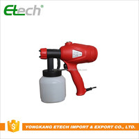 Easy portability high pressure spray gun wash machine
