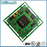 PCBA Manufacture Of Printed Circuit Board SMT Assembly with component sourcing