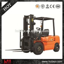 Hot Sale HELI High Quality 3 Tons Diesel Manual Forklift Trucks Price