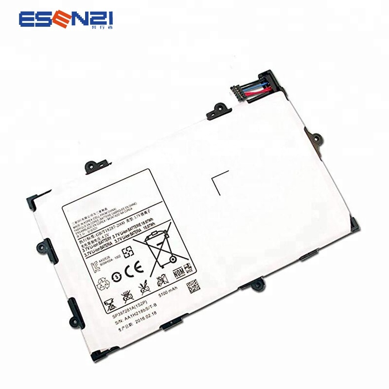 3.7v Li-ion 5100mAh <strong>Battery</strong> For Samsung Galaxy Tab 7.7 GT-P6800 P6810