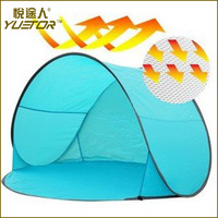 Multifunctional outdoor camping tent with vestibule with high quality