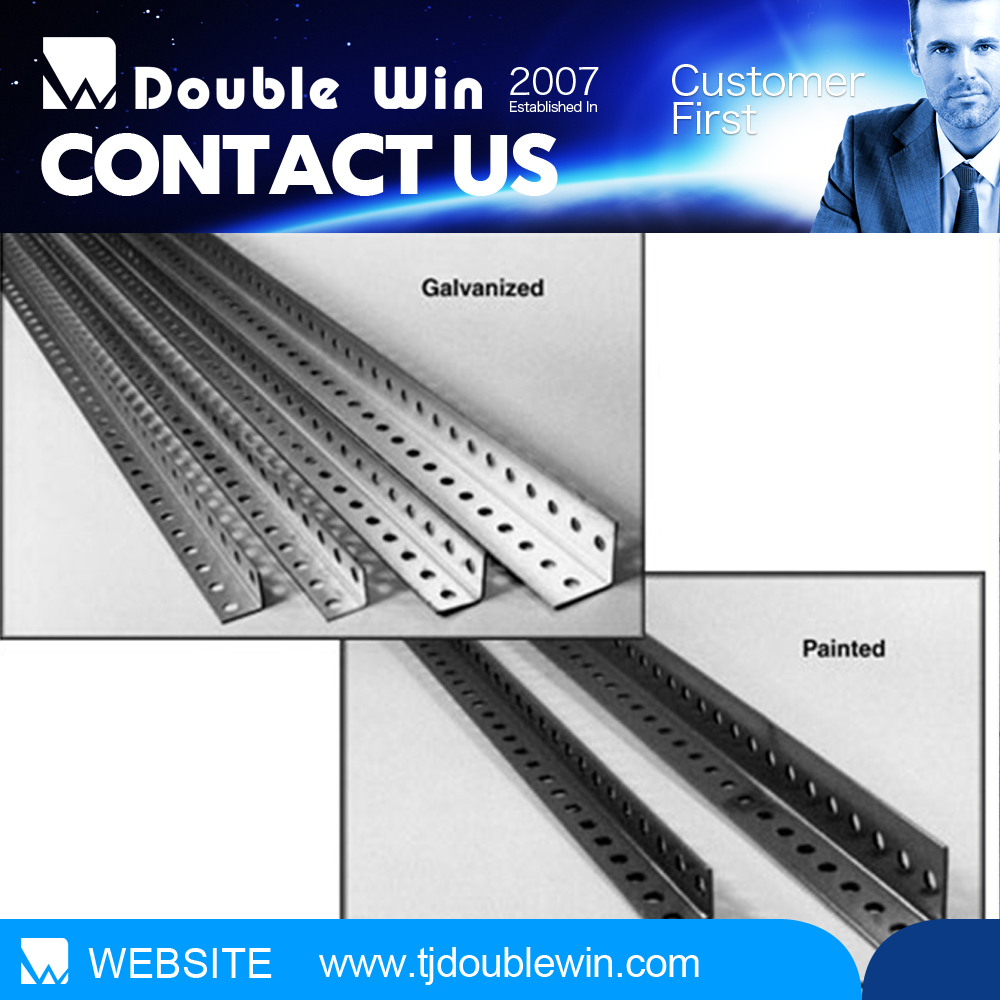 perforated steel angle iron,perforated angle steel,steel angle