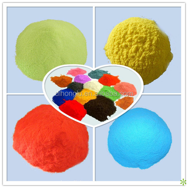 Best price ! Polyurethane Powder Coating / Polyurethane powder paint