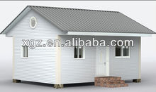 good quality of prefab house, good design, low cost