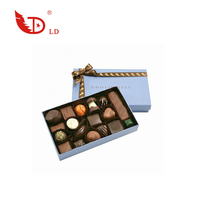 High Quality Custom Chocolate Boxes Factory Direct Supply