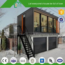 ECO friendly Low cost customized design with all facility prefab mobile coffee shop