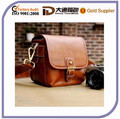 2015 fashion High quality PU leather camera bag