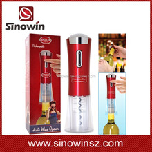 OEM Manufacturing Battery operated Electric Wine Opener for wine