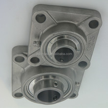 Pillow block housing bearing with stainless steel bearing UCF207-20