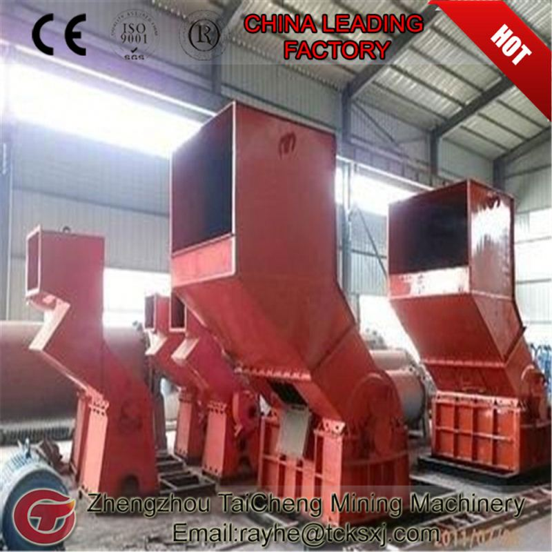 electric metal crusher for recycling