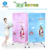 household Installation Electric Power Source folding electric clothes dryer baby use