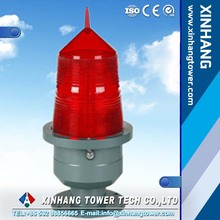 high intensity towers warning light for high rise tower