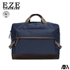 Trade trends men leather shoulder bag duffle bag gym sports bags no minimum order
