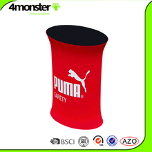 china manufacturer tension fabric event promotion counter display for advertising