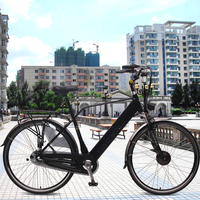 Trendy Design Electric Bicycle/Bike with hidden battery