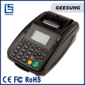 58mm GPRS SMS Thermal Printer LCD Panel For Food delivery