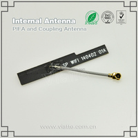 OEM and ODM surveillance cameras 2.4g WIFI Internal antenna with ipex cable