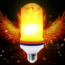 2017 hot sale fake fire led flame effect light bulb led flame light bulb Antique Hurricane Lantern for Home Hotel Bar Hallowmas