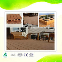 low carbon prefabricate wpc decking board manufacturers