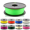 Colorful 3mm ABS 3d printer,3d printing pen filament ,3D Printer Materials,1kg,2kg,5kg/unit