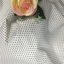 TOP FASHION SMALL DOT 40S COTTON POPLIN HIGH DENSITY PRINTED FABRIC