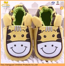 Funny baby shoes cute animal kids moccasins toddler baby boy girl shoes