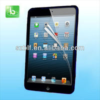 Factory price high quality hot sell model anti glare screen protector for ipad mini 4