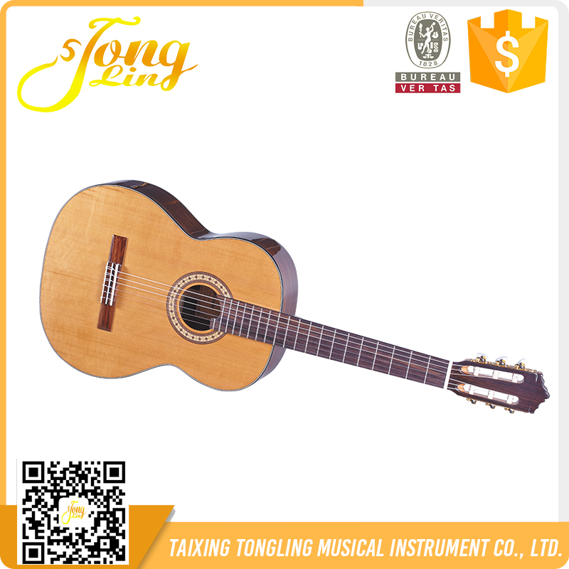 TLGC-05 Tongling Factory Laminated Rosewood High Grade European Spruce classical guitar