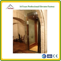 FORALLS home hydraulic lift elevator