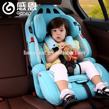ECE R44/04 group 1+2+3 racing car seat baby manufacturer