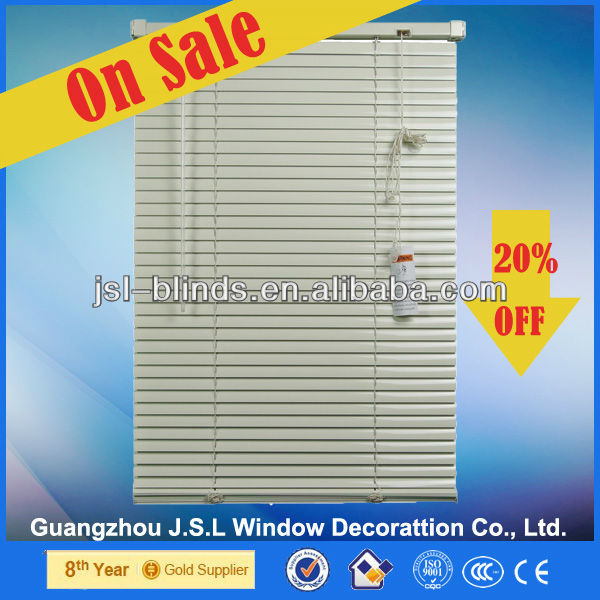 2017 Professional and fashionable Aluminum venetian blinds