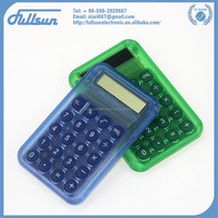 FS-1300 Promotional oem mini cute calculator
