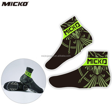 Micko Bicycle Windproof Shoes Cover Spandex Dustproof Mountain Bike Shoes Wear Custom Cycling Shoes Covers