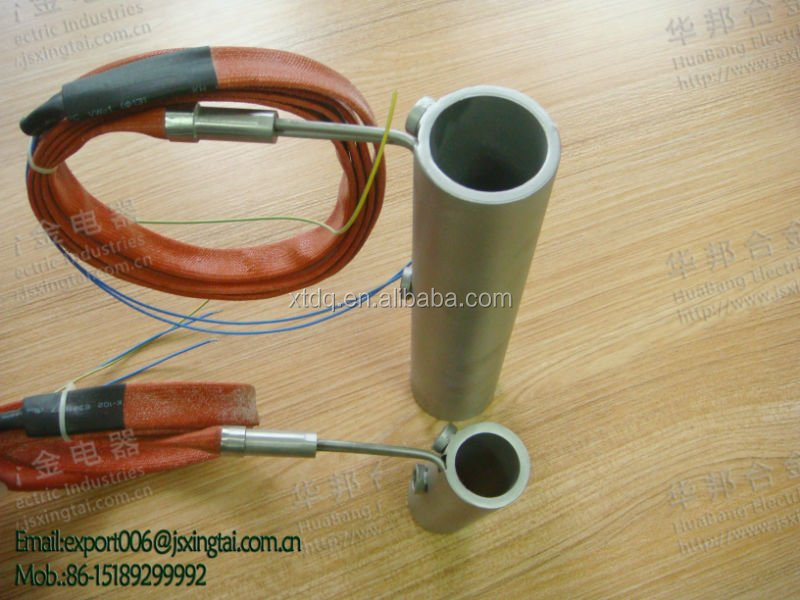 Pipe Forming Hot Runner Coil Heater